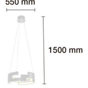 Lámpara de techo colgante acrilico 3000 K 2.jpg