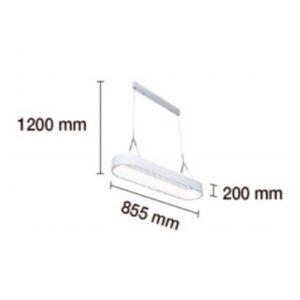 Lámpara de techo colgante ovalada 40 W 2.jpg