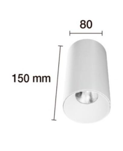 Lámpara de techo tubular blanca 2.jpg